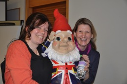 Lisa Lyle, Anna and the infamous Gnome