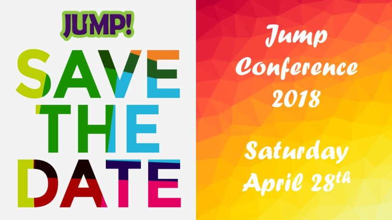 Save the Date - Jump 2018